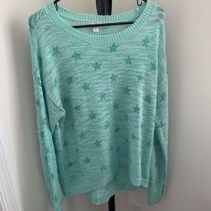 Lauren Conrad | Star sweater